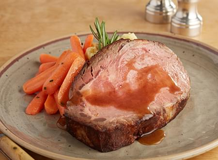 Low Carb GOURMET LINE: House Roasted 8oz Prime Rib