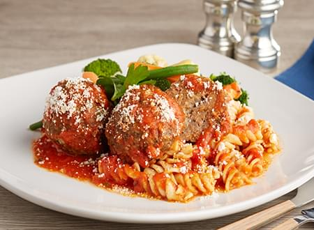 Low Carb Top Chef Meals Meatballs with Marinara Sauce