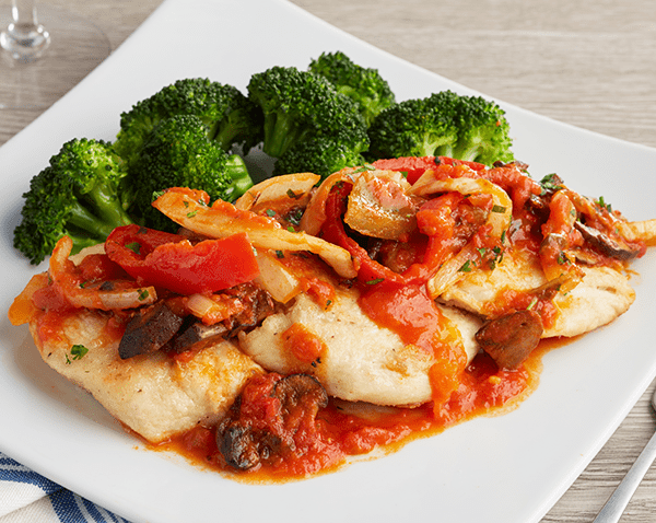Top Chef Meals Paleo Chicken Cacciatore