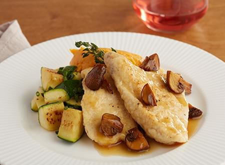 Top Chef Meals Chicken Marsala Recipe
