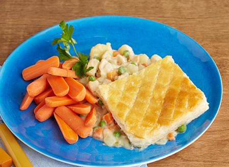 Low Carb Top Chef Meals Classic Chicken Pot Pie