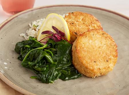 Top Chef Meals Seared Lump Crab Meat Cakes