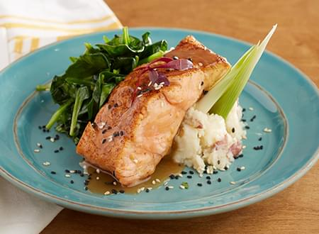Top Chef Meals PREMIUM LINE Oriental Sesame Salmon