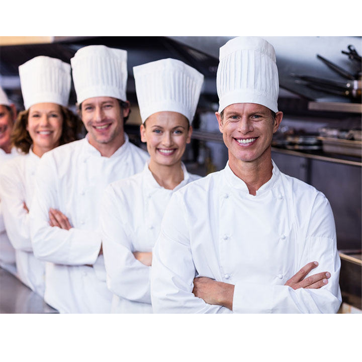 Senior Meals Page Chefs