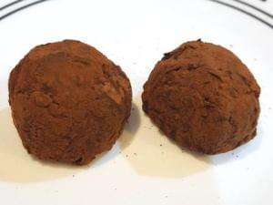 Low Calorie Snack - Truffles