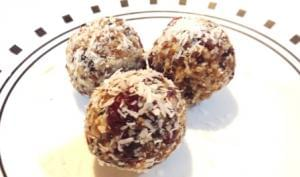 Low Calorie Snack - Energy Rounds