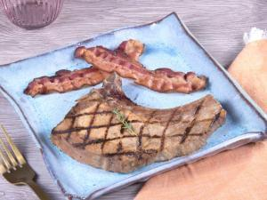 Best Keto Grilled Pork Chop for ketosis meal prep