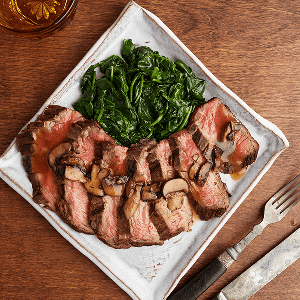 Sliced Flank Steak (P)