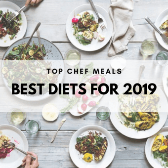 Best Diet Trends  for 2019