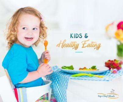 Making Kids Eat Healthy