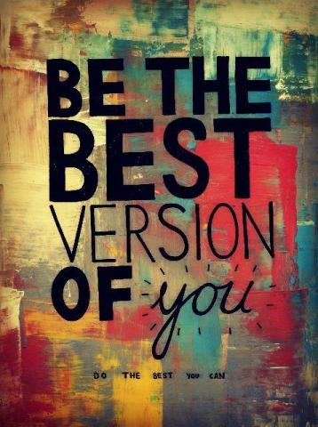 be the best version of you - james prescott