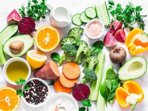 food and hormone health