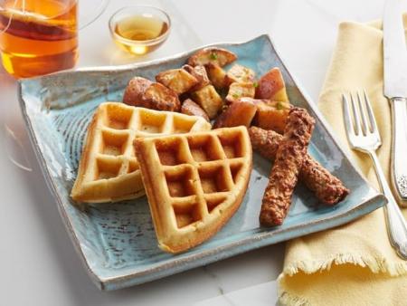 Gluten Free Belgian Waffle